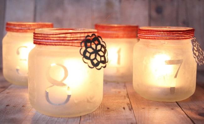 Luminary Advent Calendar   Hello Glow
