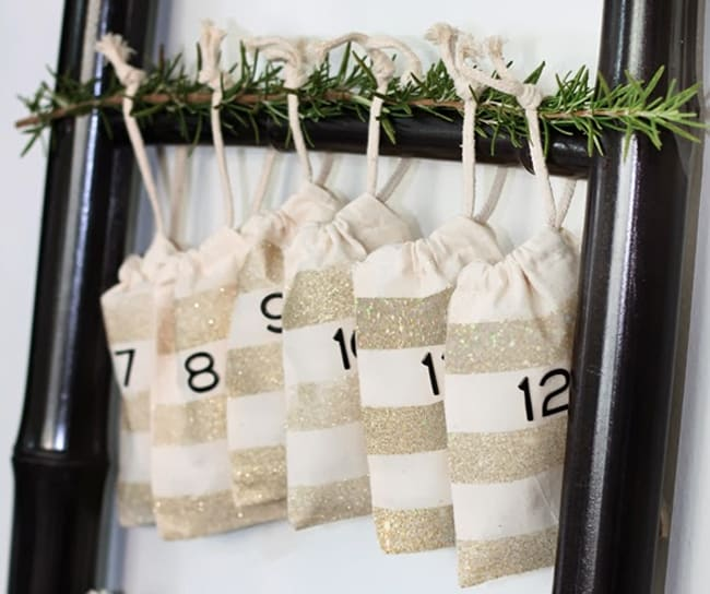 20 Creative DIY Advent Calendars Hello Glow