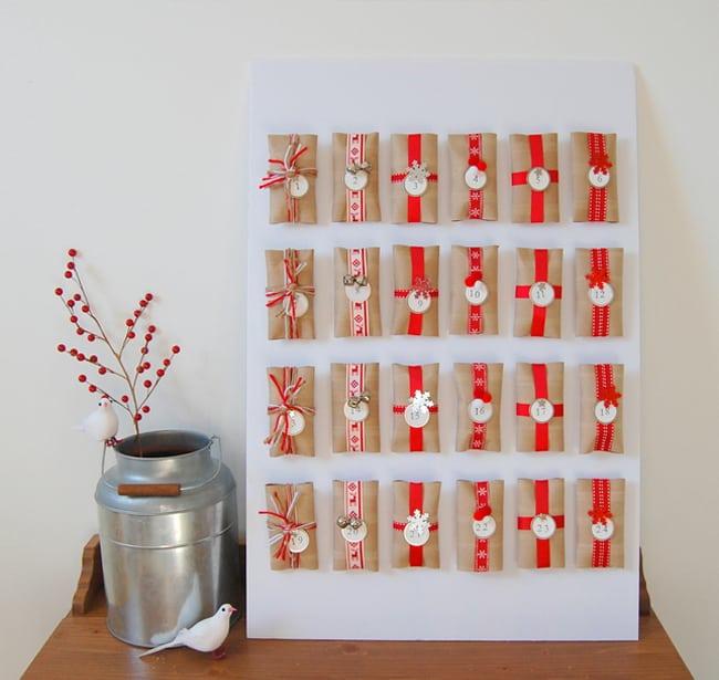 Toiler Paper Roll Advent Calendar   Hello Glow