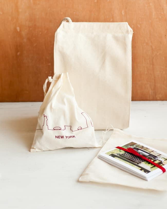 Reusable bags gift wrap | Hello Glow