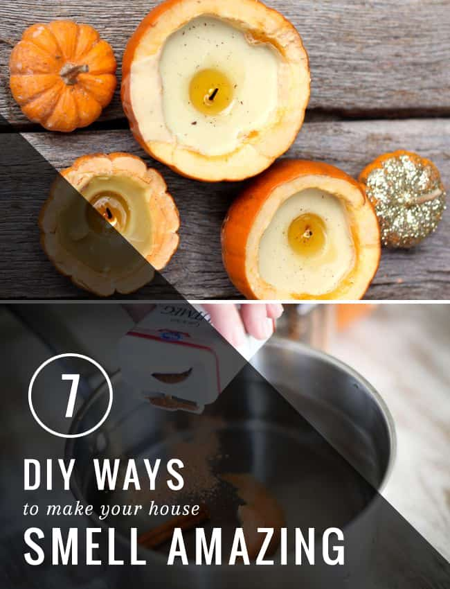7 DIY Ways to Make Your House Smell Amazing | HelloGlow.co