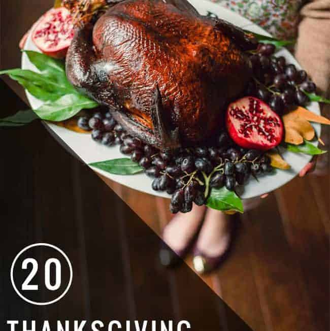 20 Thanksgiving Tables