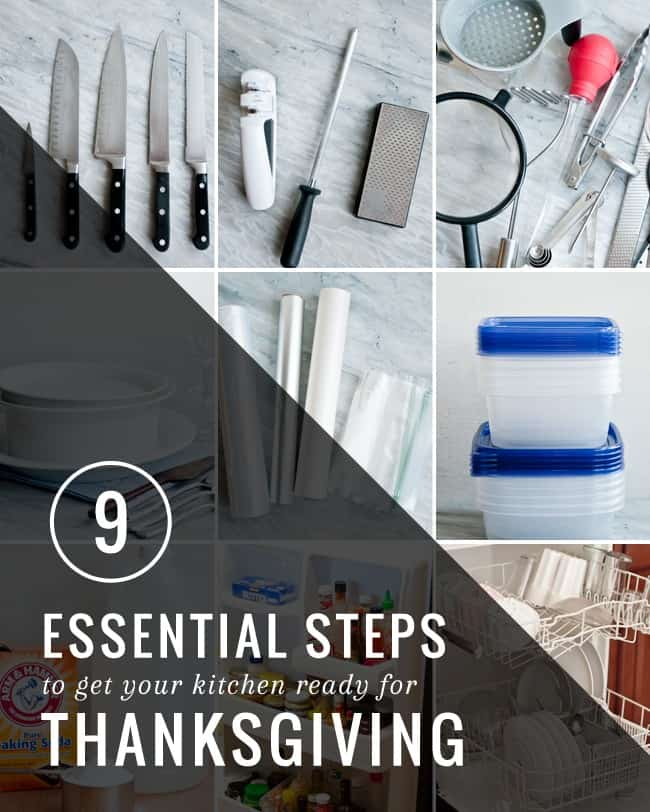 9 Steps to Get Ready for Thanksgiving - Hello Glow