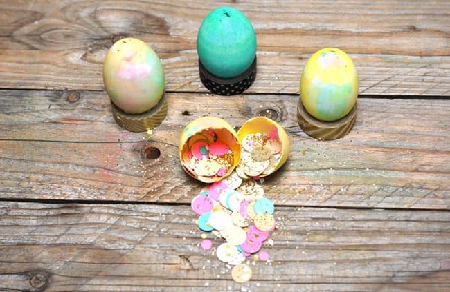 25 Creative Ways to Use Confetti eggs