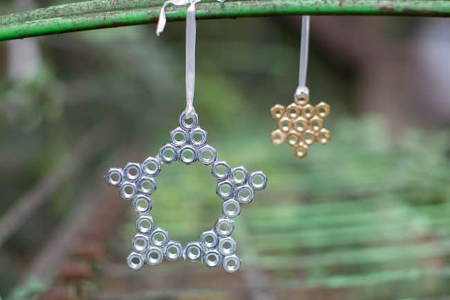 Hardware Ornaments