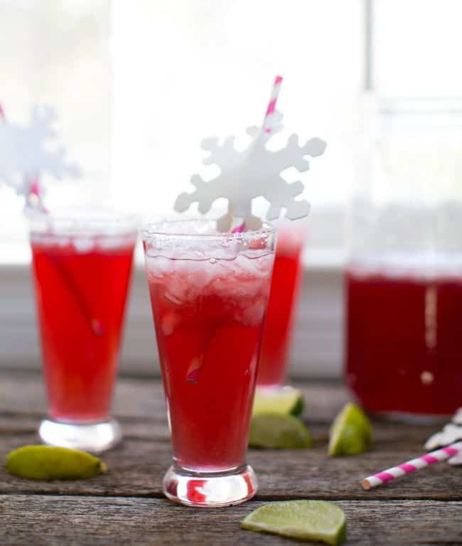 Cranberry margarita recipe | Hello Glow