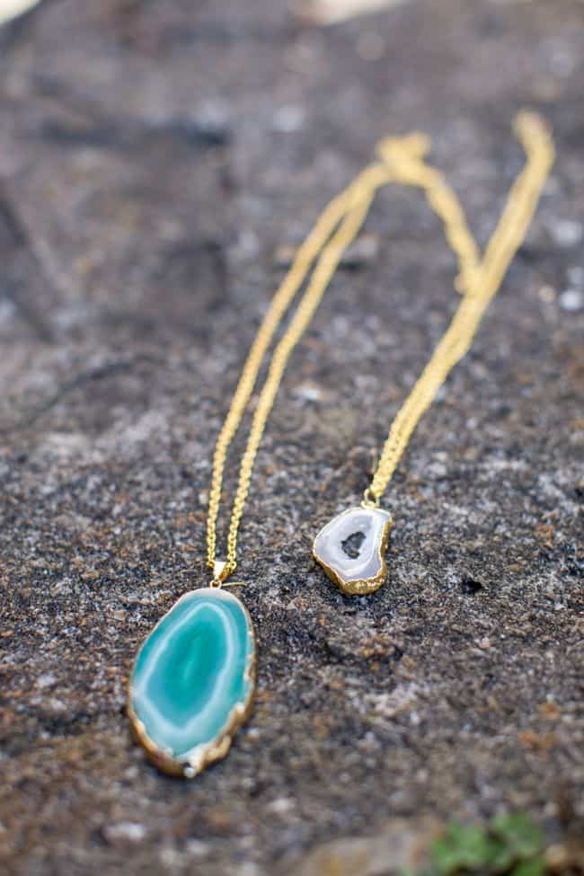 diy necklace pendant - photo #34