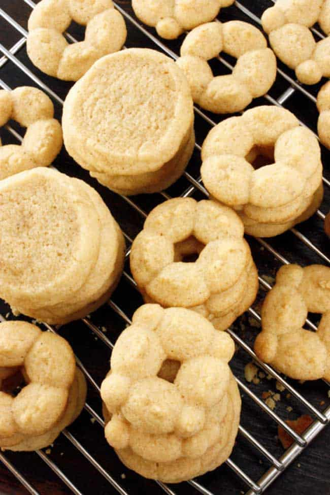 Egg-Free Sugar & Spritz Cookies