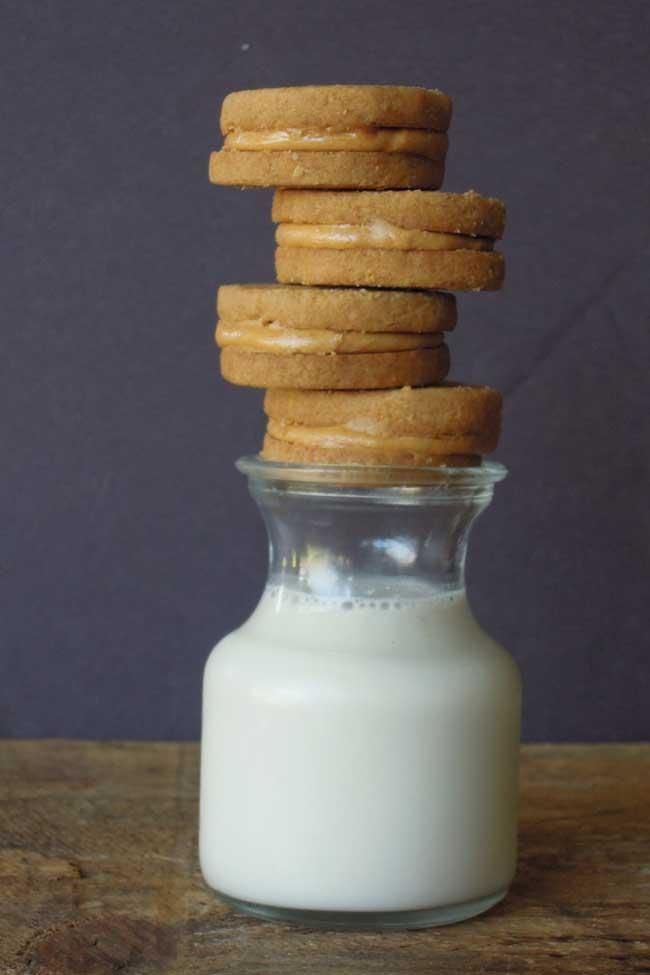 Gluten-free Do-Si-Do Cookies