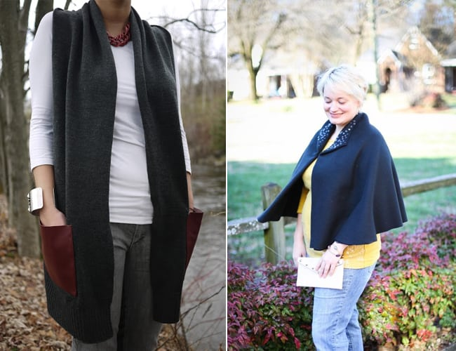 No Sew Outerwear Updates