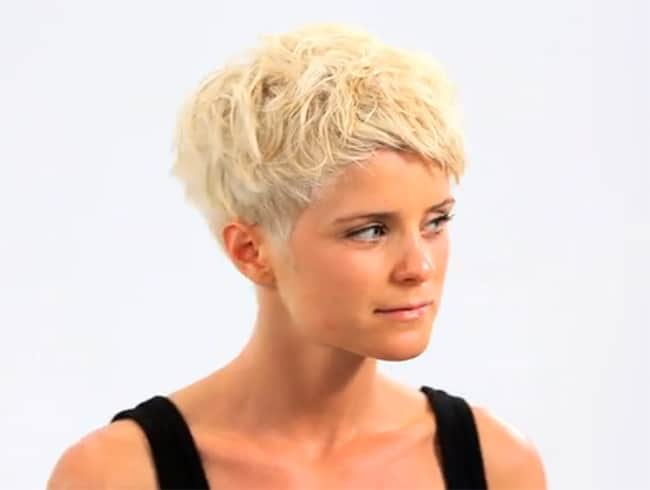 piecey hairstyles : Piecey Pixie Haircut HAIRSTYLE GALLERY