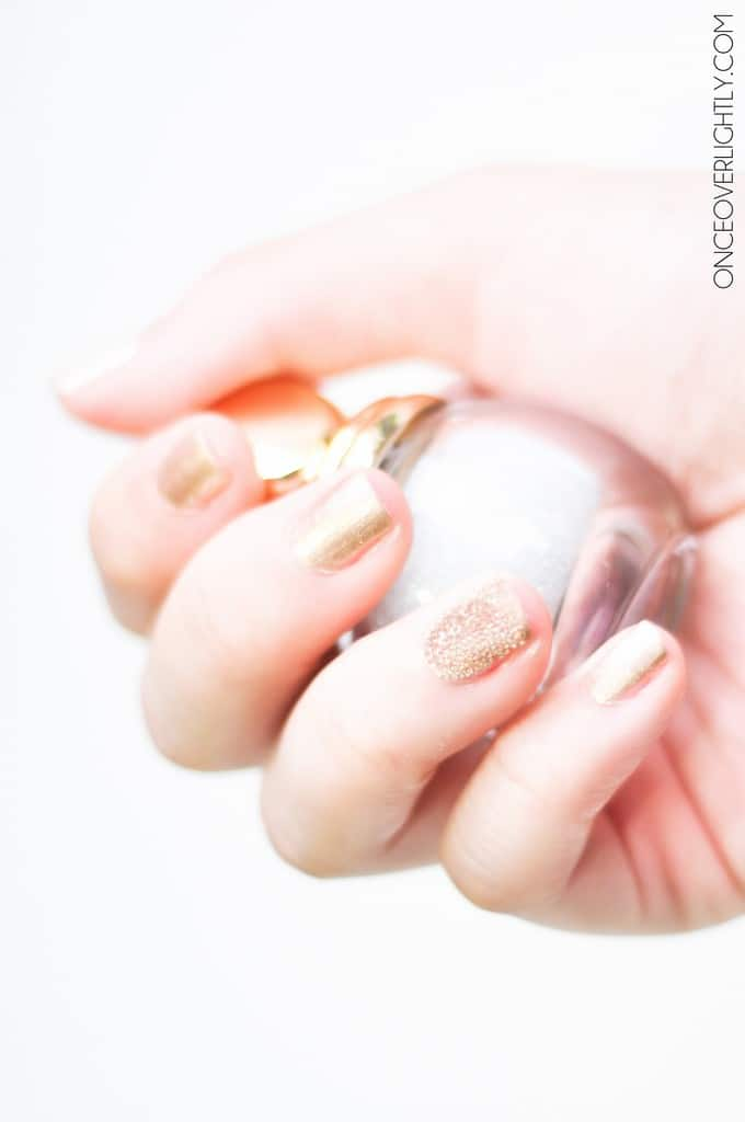 Jewel manicure