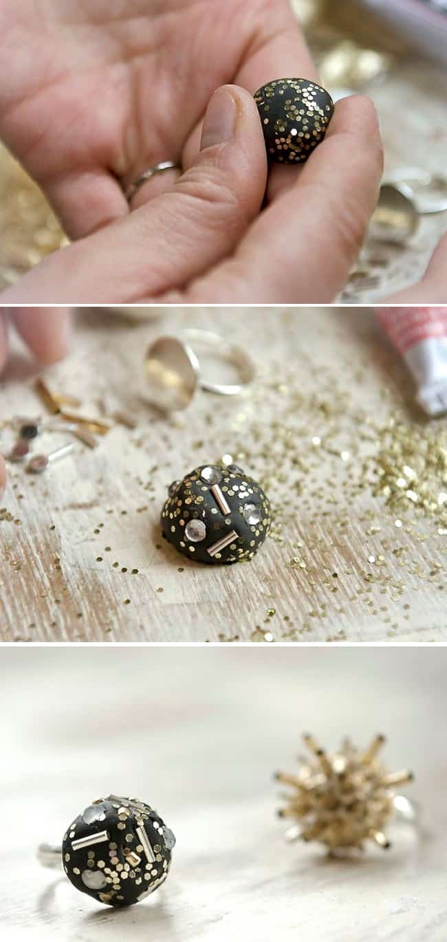 DIY Statement Ring | HelloGlow.co