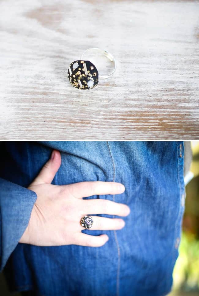 DIY Statement Ring | Henry Happened