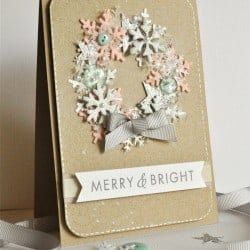20 DIY Ideas to Get Your Holiday Cards Signed, Sealed + Delivered