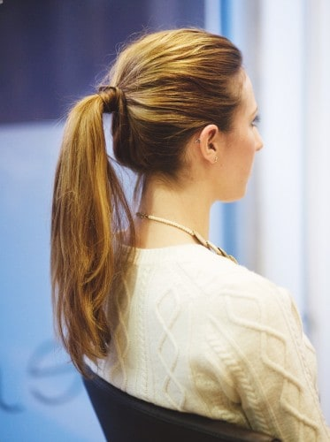 Upgrade your ponytail