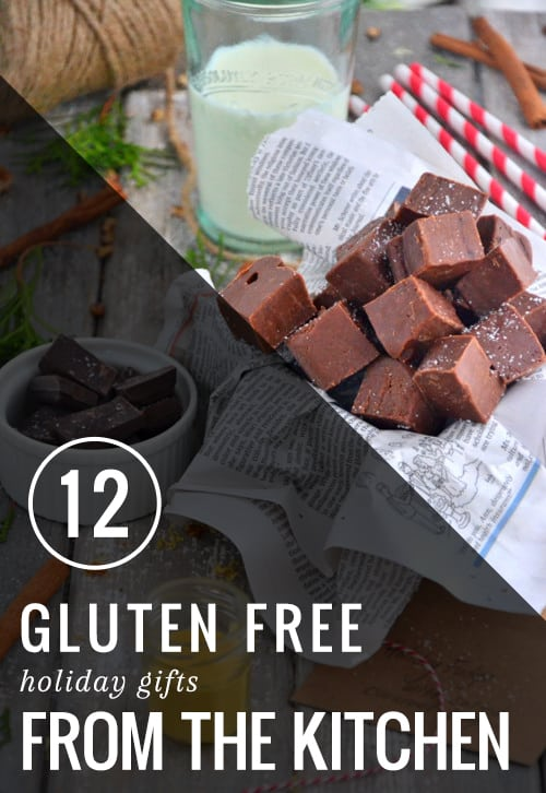 12 Gluten Free Holiday Gifts From the Kitchen