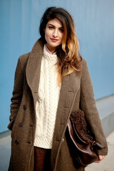 Layer wool textures