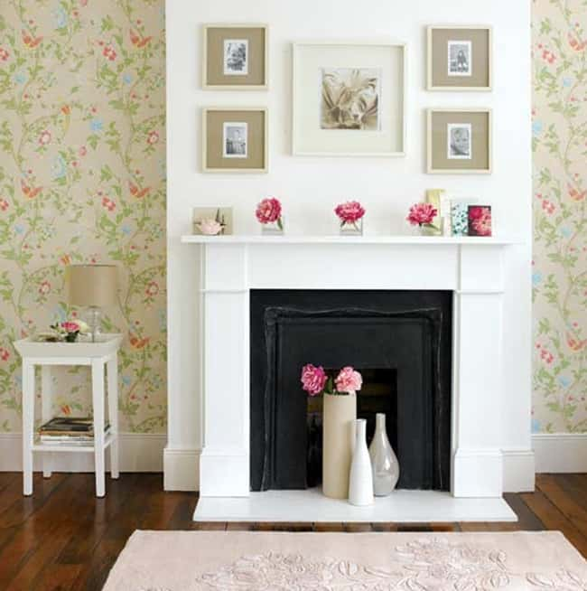 15 Ideas for a Non-Working Fireplace | Hello Glow