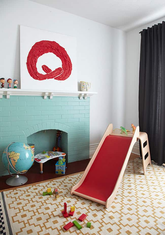 Contemporary Kids' Room