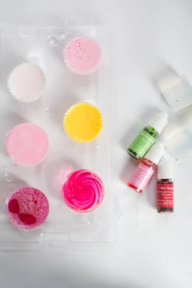 How to Make Cupcake Soap | Hello Glow