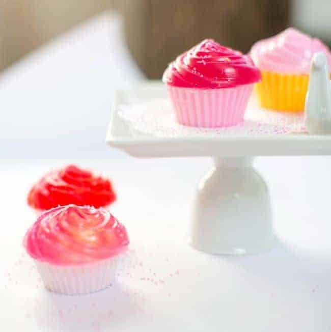 DIY Mini Cupcake Stand and Making Cupcake Soap