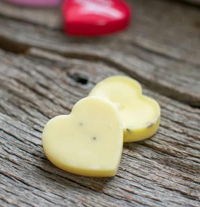 Romantic Almond Oil Lotion Bars
