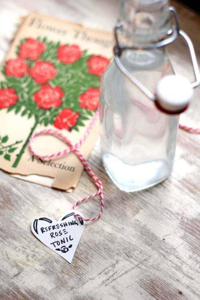 DIY Rose Water Toner | HelloGlow.co