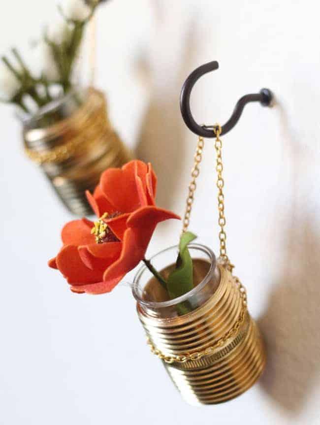 DIY Hardware Store vase - Hello Glow