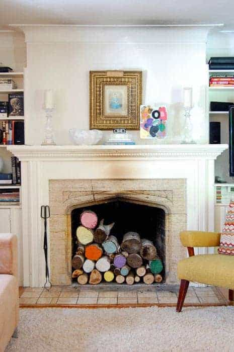Unused Fireplace 15 ideas for a non-working fireplace | hello glow