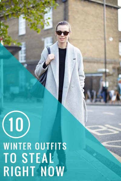 10 winter outfits to steal right now