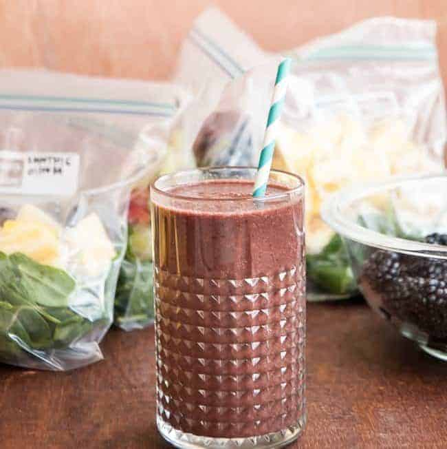 DIY Green Smoothie Formula | HelloGlow.co