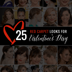 25 Red Carpet Looks To Steal for Valentine's Day