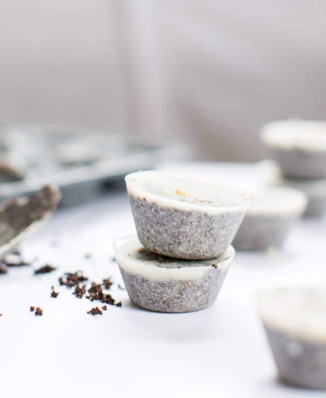 Coconut Coffee Scrub Cubes - Henry Happened