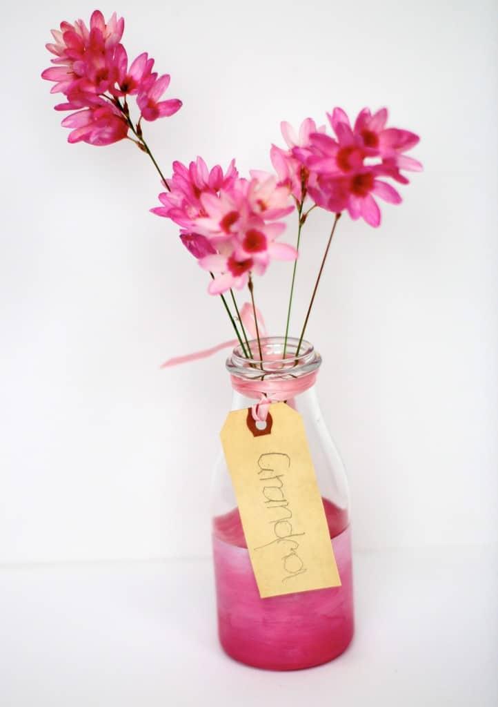 Ombre Vase