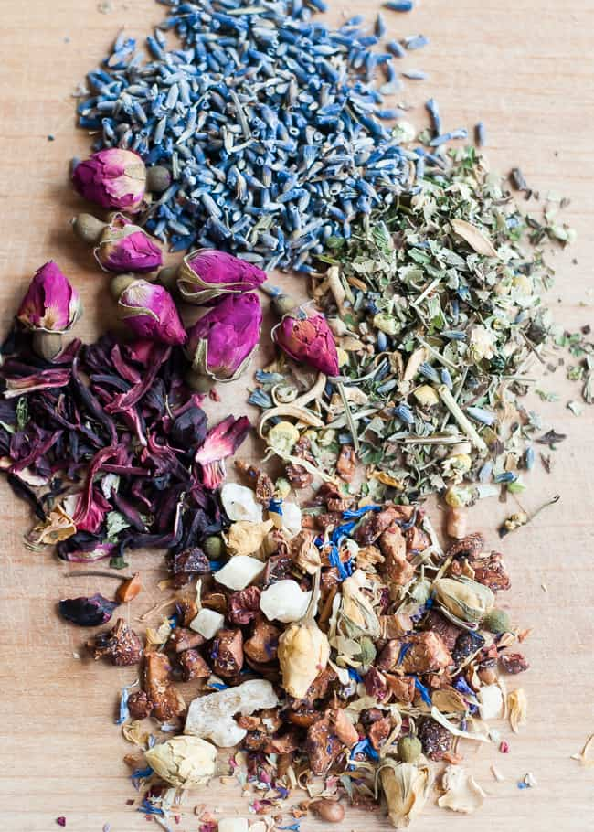 Dried Edible Flowers | Hello Glow
