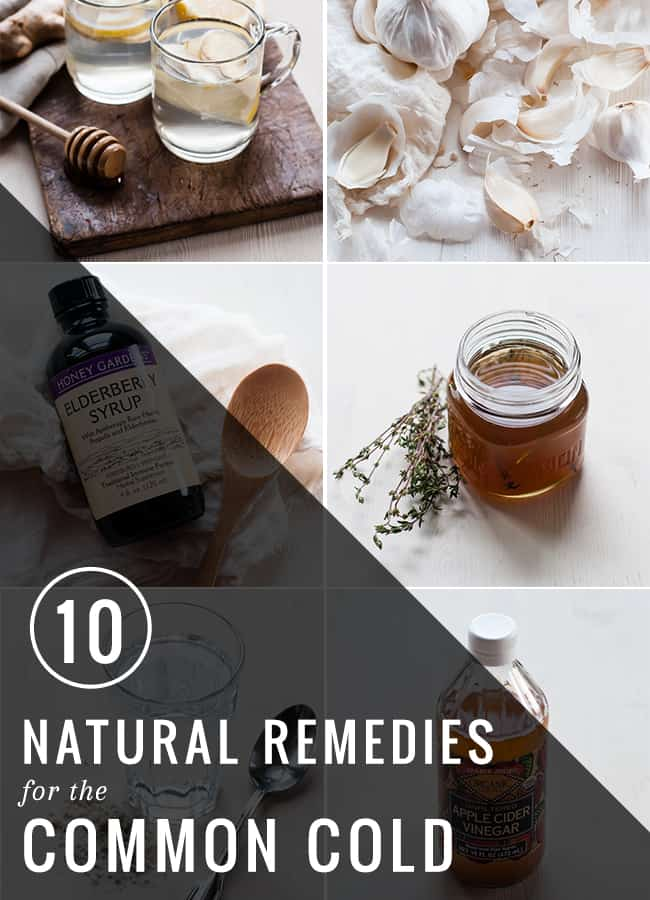 10 Natural Remedies for the Common Cold | HelloGlow.co