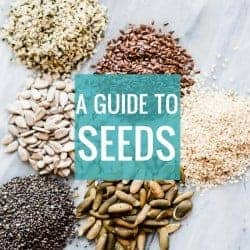 A Guide to Seeds