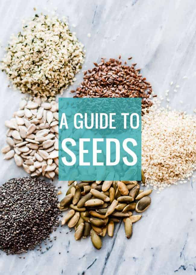 A Guide to Seeds | Hello Glow