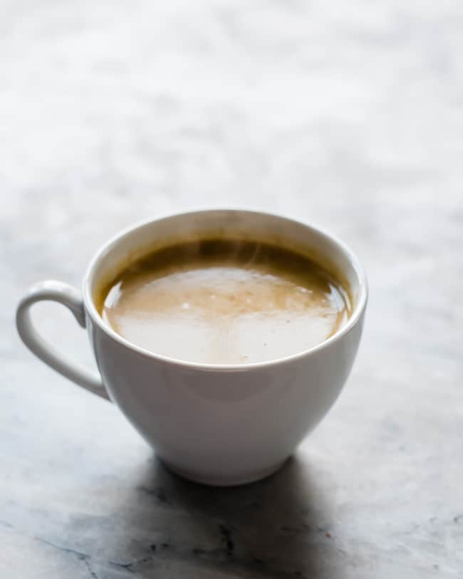 11 Natural Recipes to Help Conquer Insomnia - Turmeric Tea