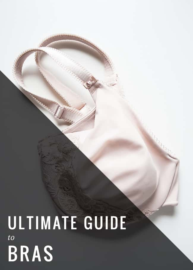 3af10c7e530 The Ultimate Guide to Bras