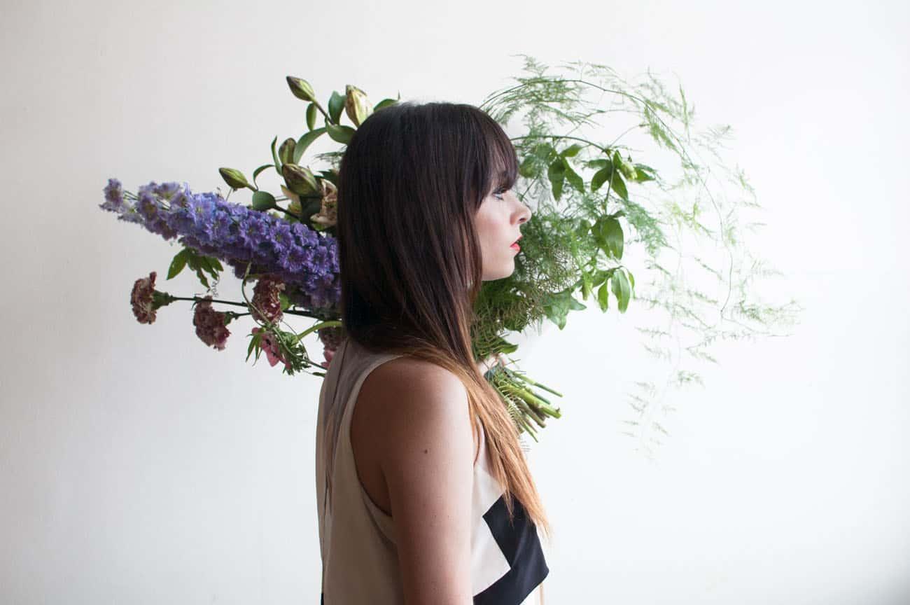 Plante Sage Dress