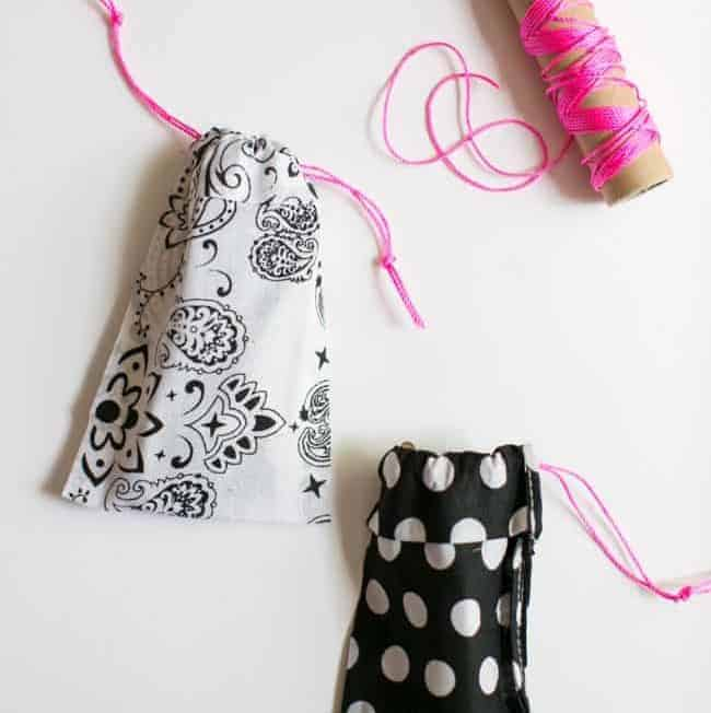 DIY Sunglass Case – No Sew
