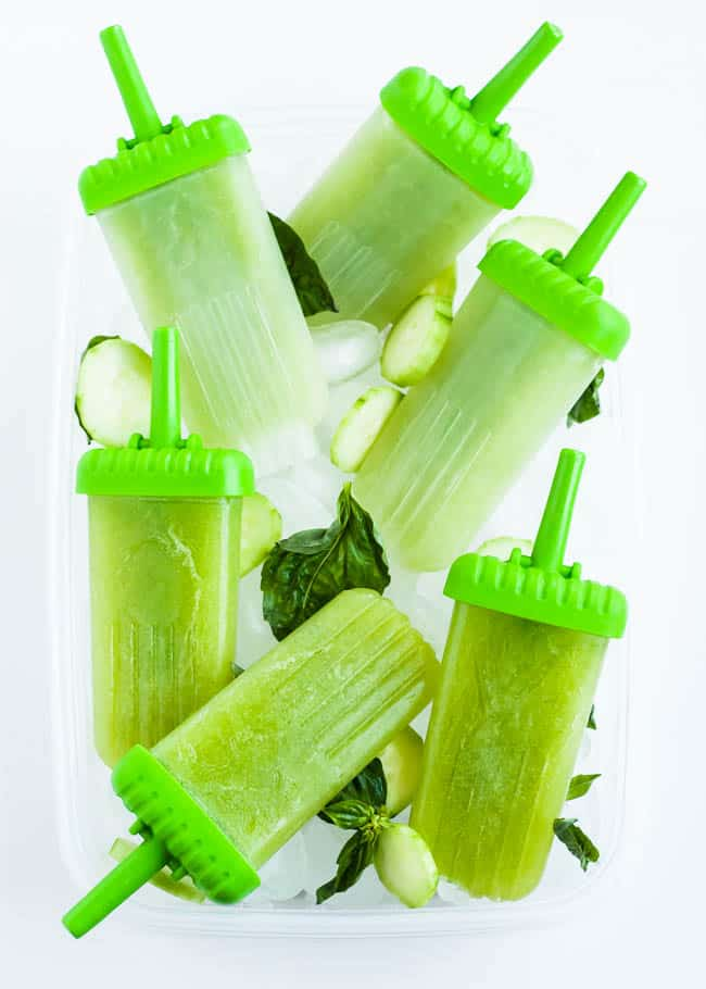 Cucumber Melon Spa Pop   HelloGlow.co