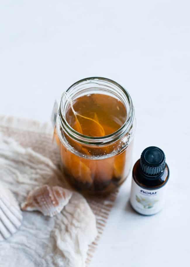 Sea Salt Spray with Green Tea