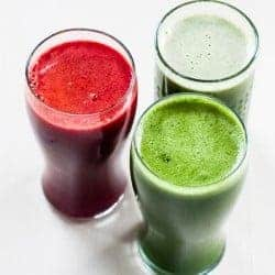 JUICING 101: 3 Recipes To Get You Started