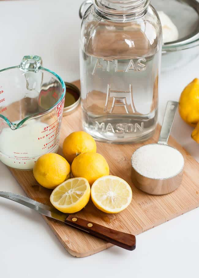Probiotic Lemonade Recipe