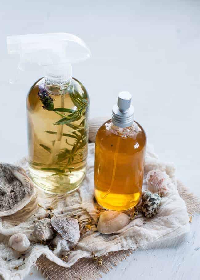 DIY Sea Spray for Hair + Body | HelloGlow.co