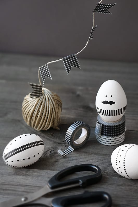 Washit Tape Eggs