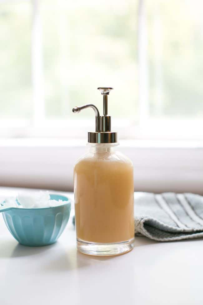 DIY Body Wash with Honey | HelloGlow.co